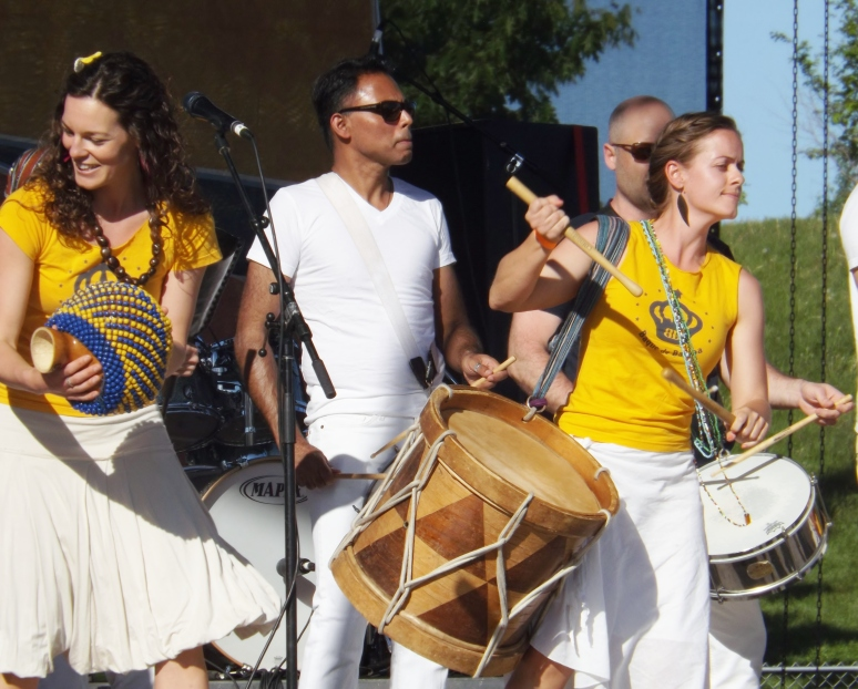 Muhtadi International Drumming Festival 2014