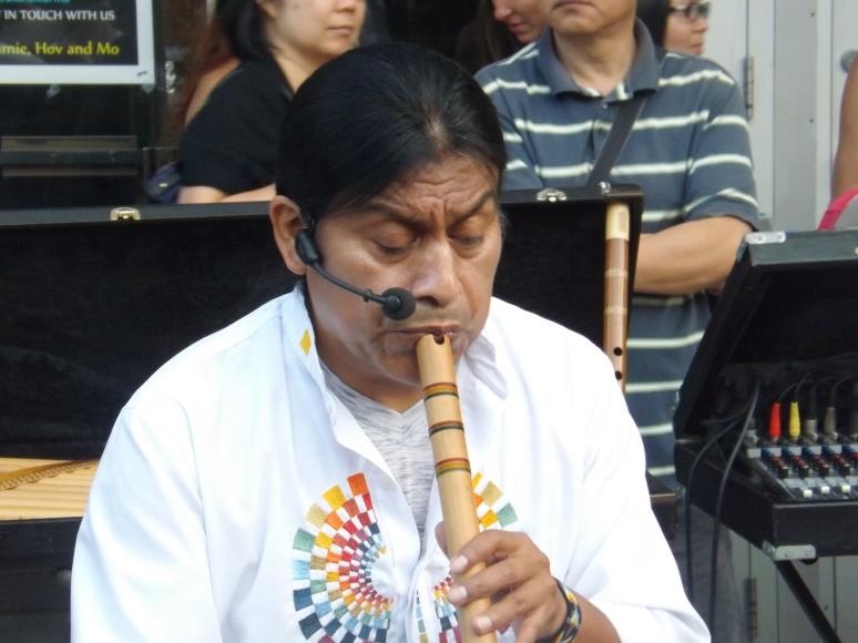 A member of Imbayakunas